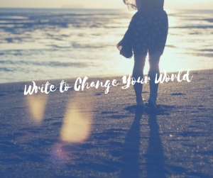 write to change your world